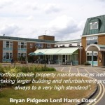 Healthcare - Care Home Construction and Property Maintenance Services